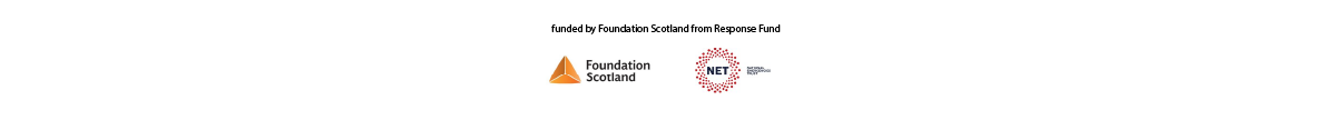 Funded by Foundation Scotland from Response Fund